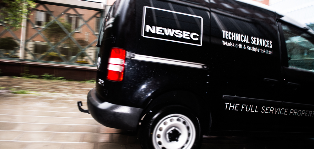 Newsec Technical Service