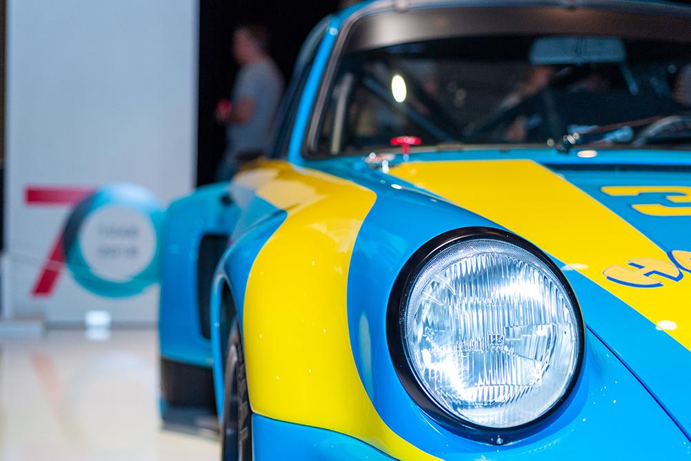 Porsche 70 år på Artipelag