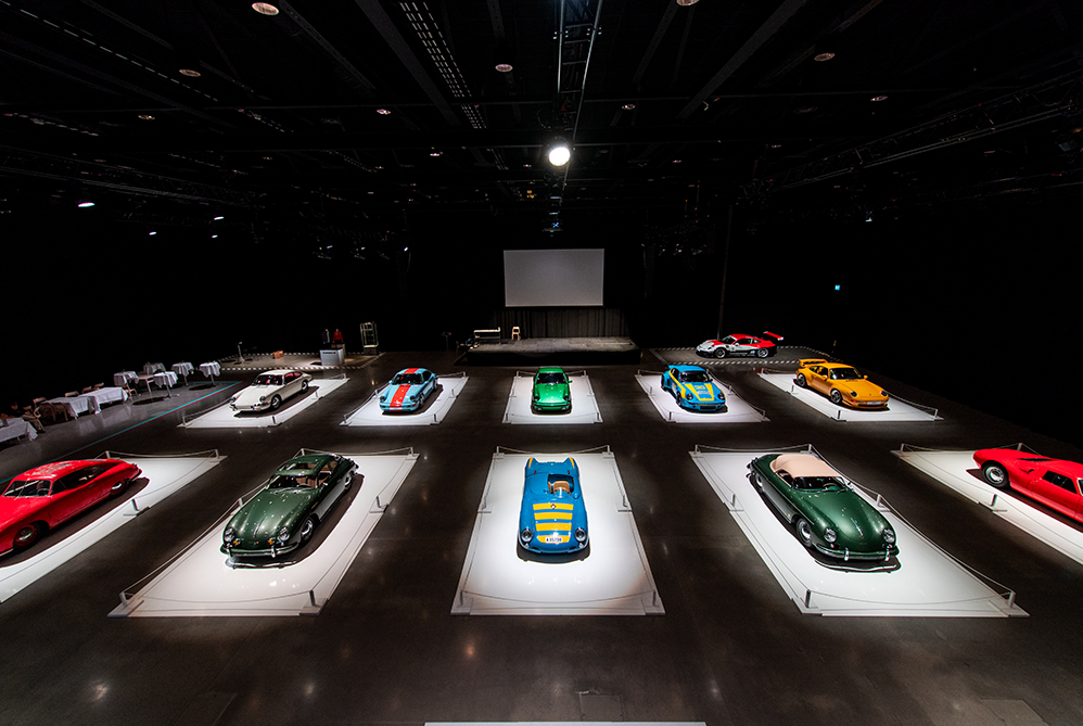 Porsche utställning Artipelag